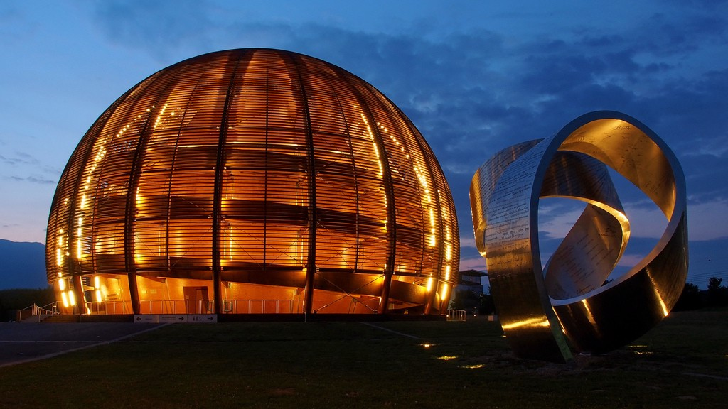 CERN Openlab: Globe of Science and Innovation